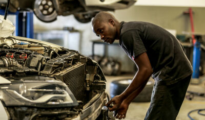 Brakes checked in Midrand