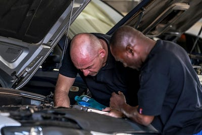 vw specialist service and repairs in midrand